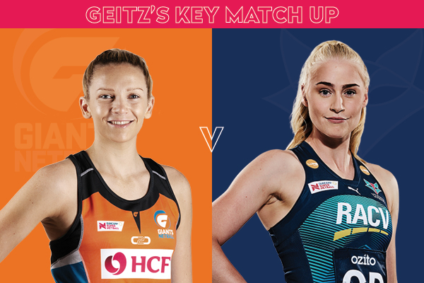 Laura Getitz Match-up, Jo Harten v Jo Weston