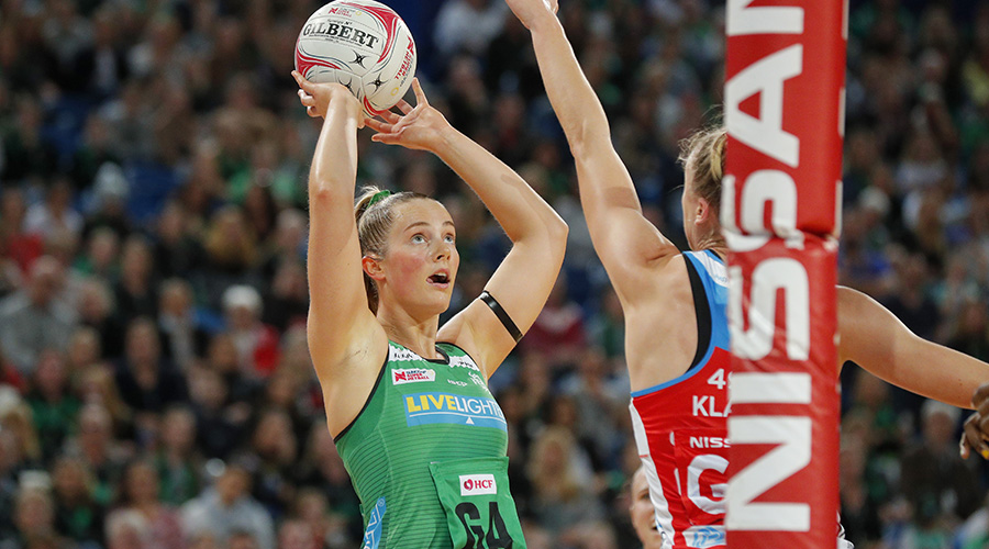 ALICE TEAGUE-NEELD WEST COAST FEVER VS NSW SWIFTS ROUND 10