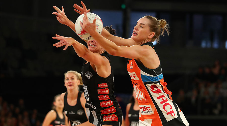 Net Points With Sharni Do The Giants Need A Change Suncorp Super Netball