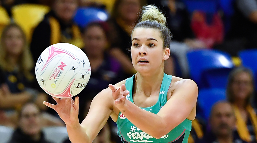 Smith completes Vixens roster - Suncorp Super Netball